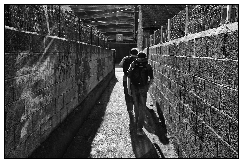 Dublin Street BW #1